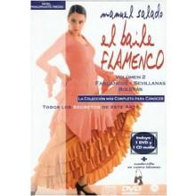 14444 Manuel Salado - El baile flamenco Vol 2 Fandangos, Sevillanas Boleras