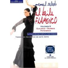 14447 Manuel Salado - El baile flamenco Vol 5 Guajiras, Rumbas, Peteneras
