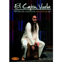 18732 Juan Heredia - El cajón vuela. Método de cajón Vol 1