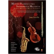 19210 Juan Parrilla - Método flamenco para instrumentos melódicos