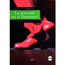 19623 Victor Díaz Lobatón - La armonía en el flamenco Vol. 1 por Bulerías