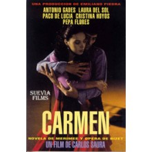 20595 Carlos Saura & Antonio Gades - Carmen novela de Merimee y opera de Bizet