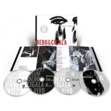 22089 Bebo & Cigala - Lágrimas negras. Edición 10 aniversario