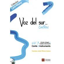 27071 Voz del sur. Cantiñas Vol 3 - Curro Piñana