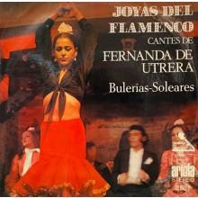 27801 Fernanda de Utrera - Cantes de Fernanda de Utrera. Joyas del flamenco