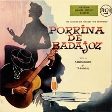 28260 Porrina de Badajoz - Vol II Fandangos y Tarantas