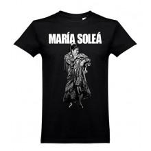 31220 Camiseta Unisex de María Soleá