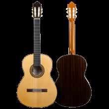 Guitarra flamenca Primera Negra Hermanos Camps