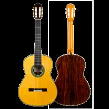 Guitarra flamenca Felipe Conde FP17 cocobolo