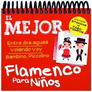 24855 Lo mejor del flamenco para niños