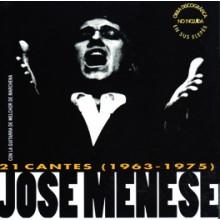 12730 José Menese - 21 Cantes