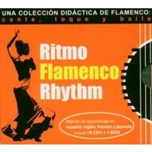 14993 Ritmo Flamenco Rhythm - Una colección didáctica de flamenco, cante, toque y baile.