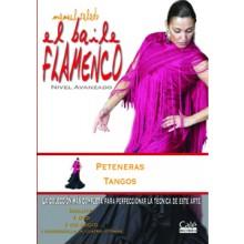 15412 Manuel Salado - El baile flamenco Vol 19 Peteneras, Tangos