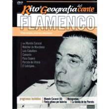 16402 Rito y geografía del cante Vol 16 - Manolo Caracol (2). Malagueñas. Fiesta Gitana por Bulerías. Familia Perrate