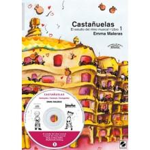 19273 Emma Maleras - Castañuelas. El estudio del ritmo musical Vol 1