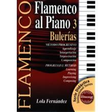 19480 Lola Fernández - Flamenco al piano 3. Bulerías