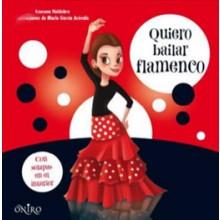 22439 Azucena Huidobro, Ilustraciones de Mario García Arévalo - Quiero bailar flamenco