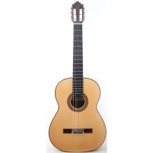 25194 Guitarra Flamenca Vicente Carrillo Alegrias Negra