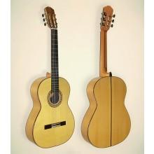 27206 Guitarra Flamenca Juan Montes 32-M Amarilla
