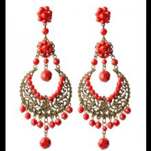 Pendientes de flamenca 53861