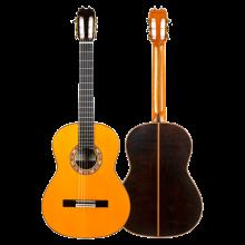 guitarra 3F RSC palosanto de río Ricardo Sanchis Carpio