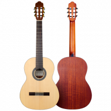 Guitarra flamenca Salvador CS-244
