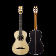 Guitarra Clásica Romántica Martínez, siglo XIX