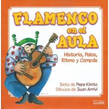 24720 Pepe Kinto - Flamenco en el aula