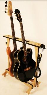 27225 Soporte para guitarra plegable Salguero Stands T-2