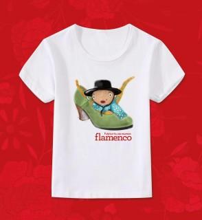 24920 Camiseta Pulpitarrita (Tacón Flamenco)
