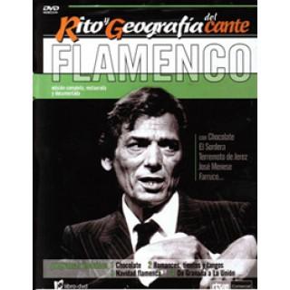 15949 Rito y geografía del cante Vol 11 - Chocolate. Romances, Tientos y Tangos. Navidad Flamenca. De Granada a la Unión