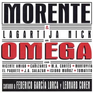 24457 Enrique Morente - Omega. Edición 20º Aniversario