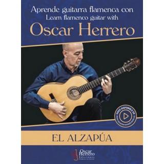 27813 El alzapúa. Aprende guitarra flamenca con Oscar Herrero