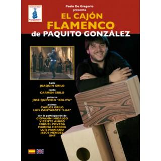 27921 Paquito González - El cajón flamenco de Paquito González