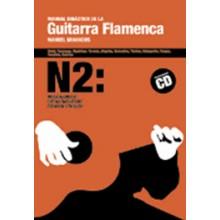 10283 Manuel Granados Manual didáctico de la guitarra flamenca Vol 2