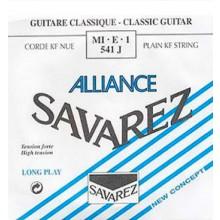 14160 Cuerda Savarez Clásica 1a Alliance Azul 541J