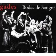 15665 Antonio Gades - Bodas de sangre