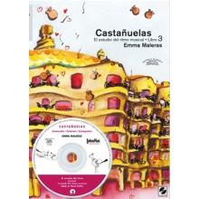 19275 Emma Maleras - Castañuelas. El estudio del ritmo musical Vol 3