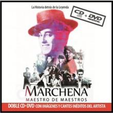 22098 Pepe Marchena - Marchena maestro de maestros. La historia detras de la leyenda