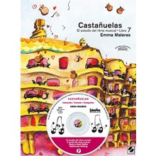 23902 Emma Maleras - Castañuelas. El estudio del ritmo musical Vol 7