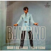 28123 Bambino y su combo flamenco - Quitame el beso de anoche