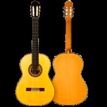 Guitarra flamenca Teodoro Pérez Flamenco, ciprés