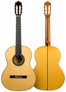 Guitarra Flamenca Paco Castillo 214 F
