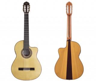 27092 Guitarra flamenca Manuel Rodríguez - FF SABICAS CUTAWAY