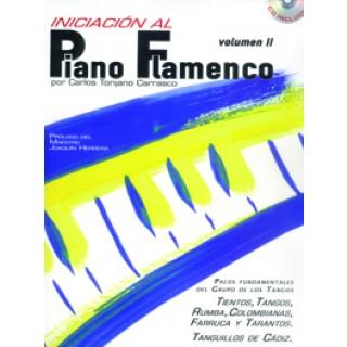 15660 Carlos Torijano Carrasco - Iniciación al piano flamenco. Vol 2