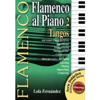 18722 Lola Fernández - Flamenco al piano 2. Tangos