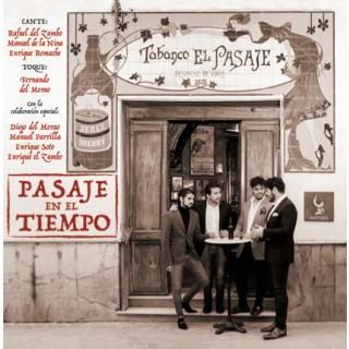 24540 Pasaje en el tiempo. Paso a los jovenes flamencos Vol 1