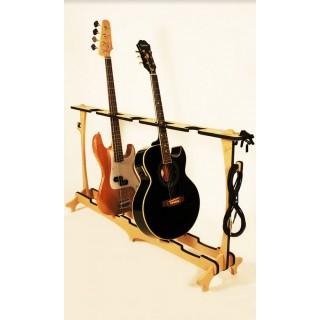 27228 Soporte para guitarra plegable Salguero Stands T-5