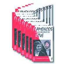 14018 Flamencos en los archivos de RTVE. Colección Completa