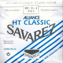 14163 Cuerda Savarez Clásica 4a Alliance Azul 544J
